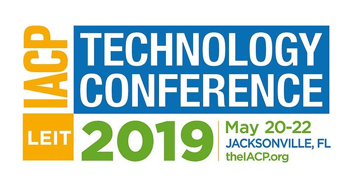 IVS will be at the 2019 IACP Tech Conference in Jacksonville, FL (May 20 – 22)