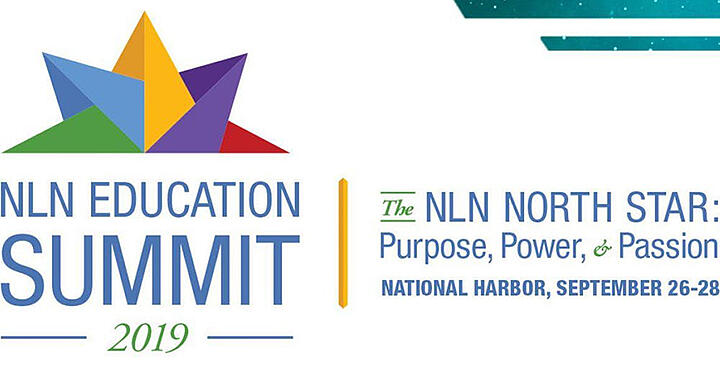 IVS will be at the 2019 NLN Education Summit in National Harbor (Washington D.C.) (September 26 – 28)