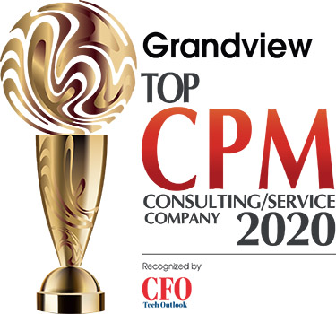 Grandview Top Consulting Service Company Award 2020