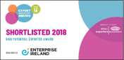 Sytorus Shortlisted for the 2018 Export Industry Awards