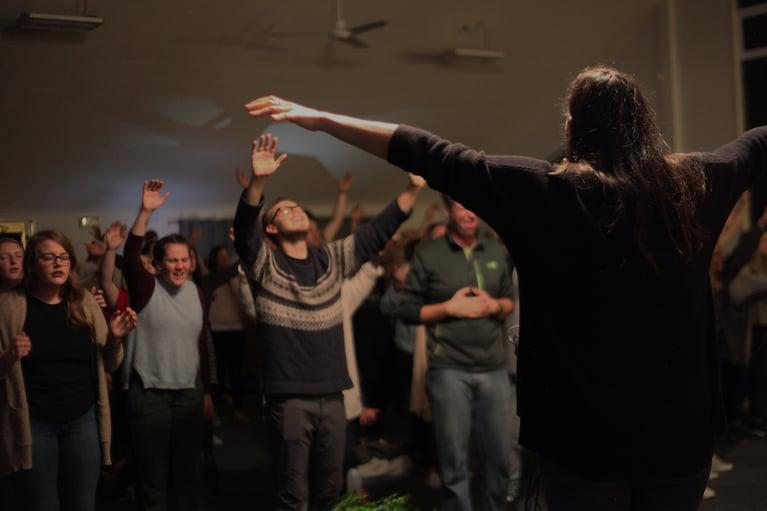 Worship Track
