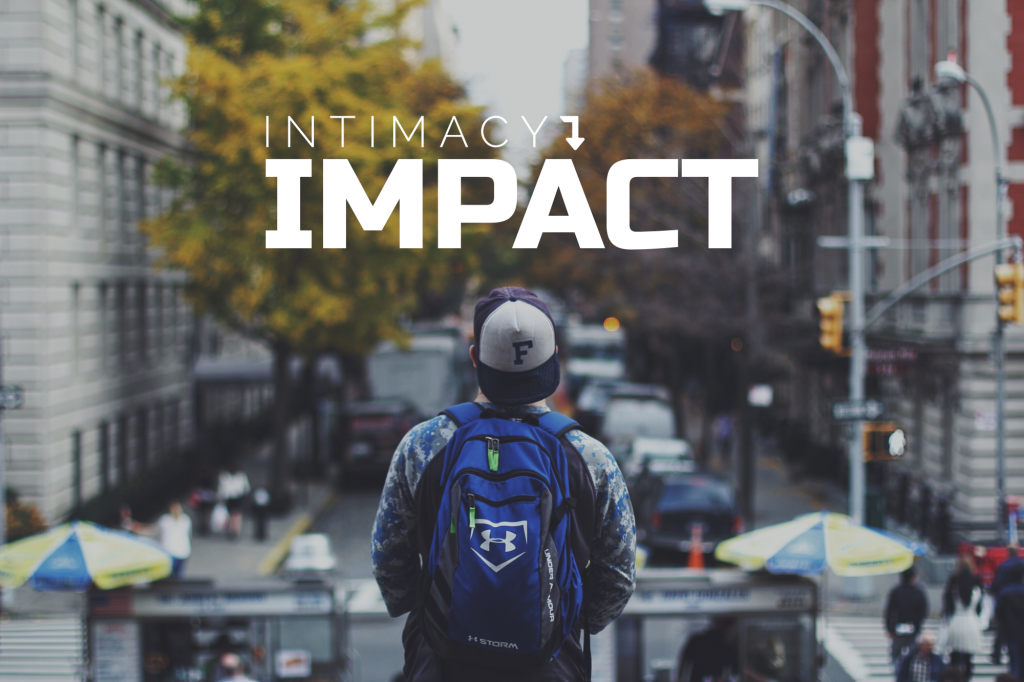 Intimacy to Impact DTS