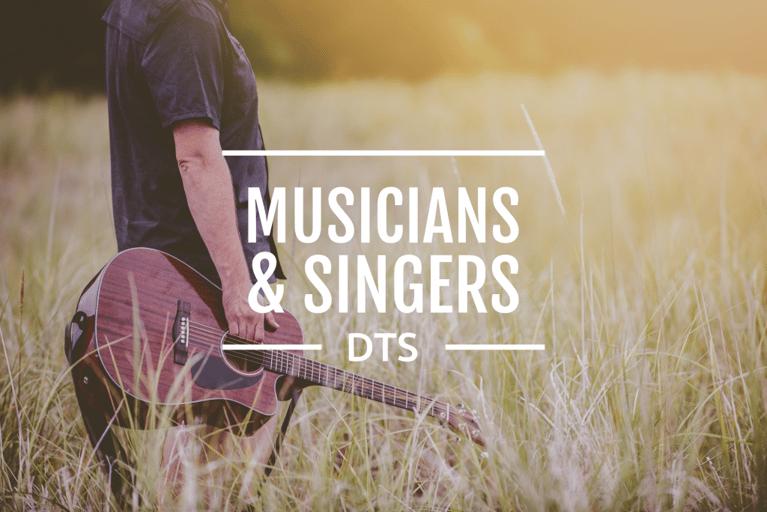 Musicians & Singers DTS