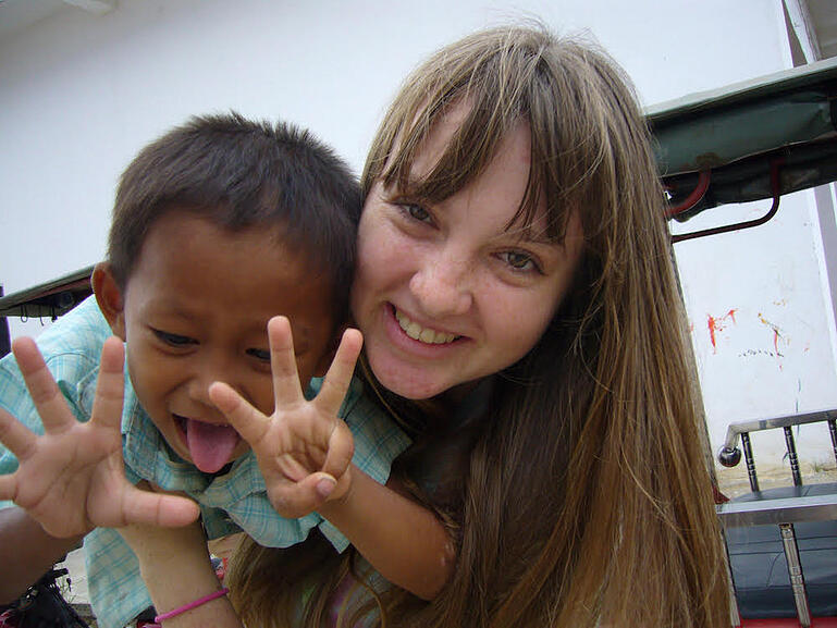How I Found My Purpose on a High School Missions Trip