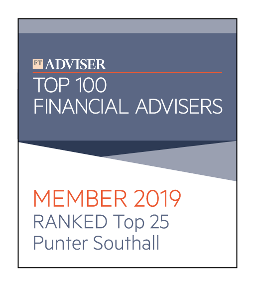 Punter Southall ranked in FTAdviser's Top 25 Financial Advisers