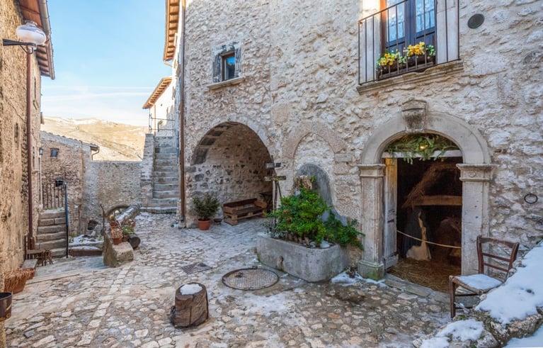 関係人口を増やすために生まれた、イタリア生まれの体験型観光「アルベルゴ・ディフーゾ」とは?