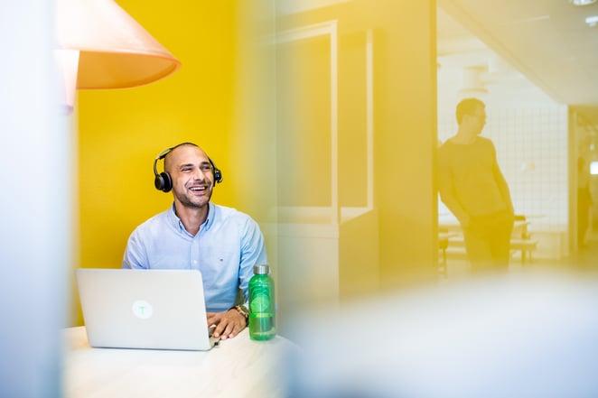 Samtalsinspelning för företag: hur funkar det?