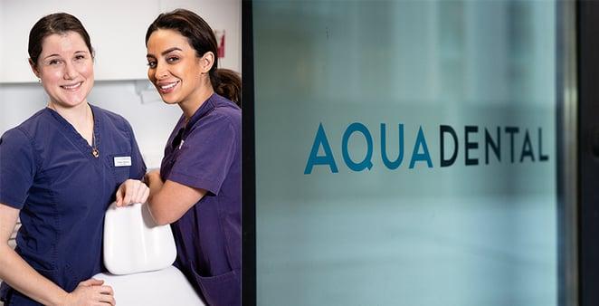 Aqua Dental | Sparar många timmar i månaden med Telavox telefonväxel