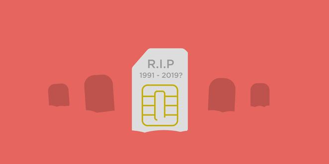 Framtidens SIM-kort