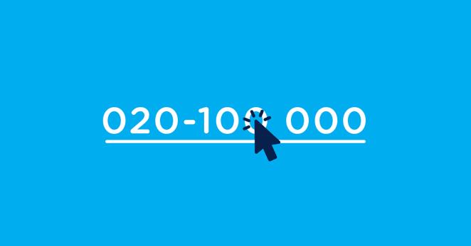 "Ring direkt med ""Click to call"""