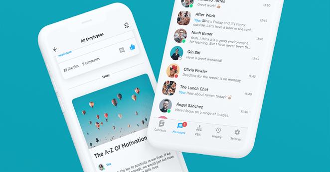 Flow-chatten - räddningen för nya medarbetare