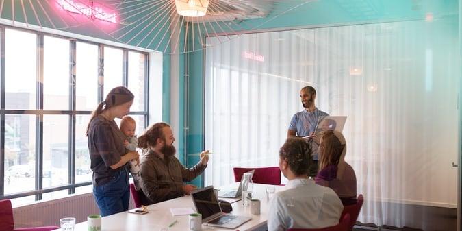 Telavox nominerade i employer branding-tävling