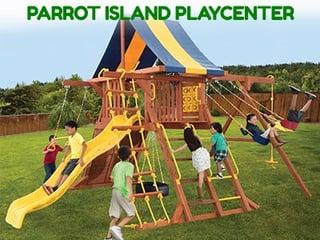 Parrot Island Playcenter