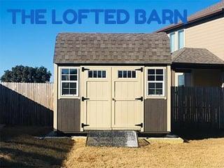 The Lofted Barn