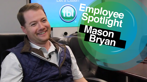 Employee Spotlight: Mason Bryan