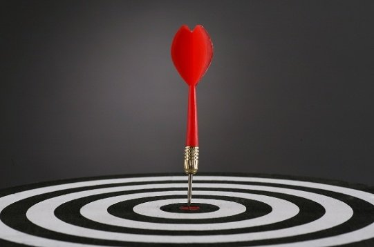 Hit a bullseye by doing the RIGHT things