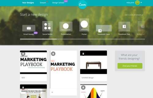 canva, visual design, visual design tools, marketing, marketing tool