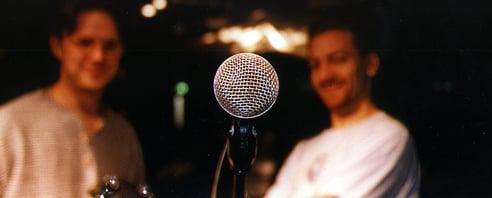 script writing mic flickr