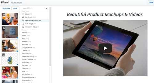 place-it, visual design, visual design tools, marketing, marketer, image