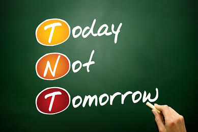deadline, today not tomorrow, script writing, writing, script, marketing, video, demo video, demo, video production