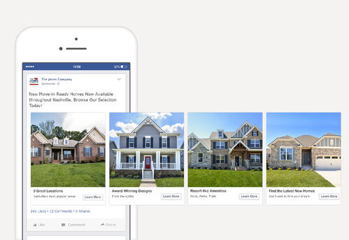 How are Home Builders Using Social Media?