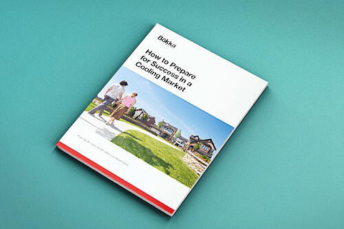 How to Prepare for Success in a Cooling Market: A New Home Sales Guide