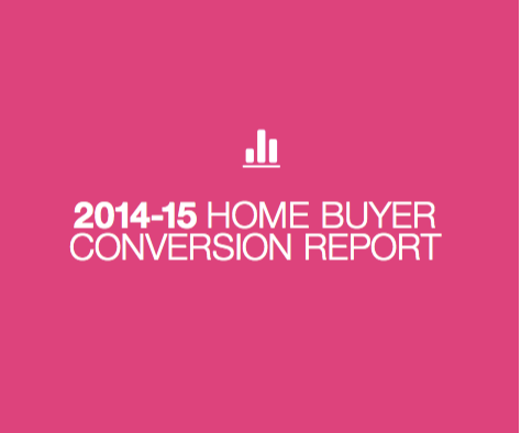From the Archive: 2015-16 Home Buyer Conversion Report