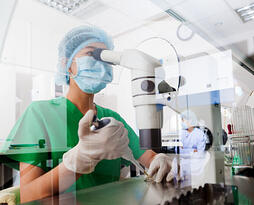 Stem cell therapy may offer patients and physicians new options in treating Orthopedic injuries