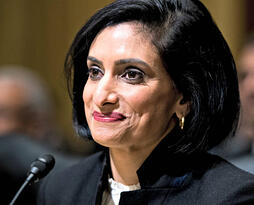 Seema Verma: 'It's good to move away from paper'
