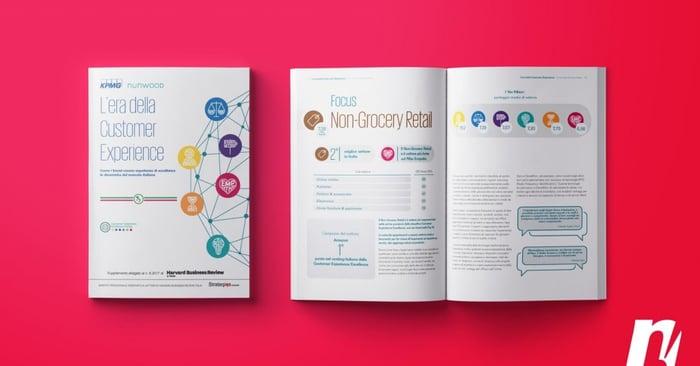 New! realizza la veste grafica del supplemento KPMG per la Harvard Business Review Italia