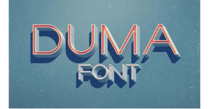 Di tendenza nella grafica: font e trattamenti fotografici
