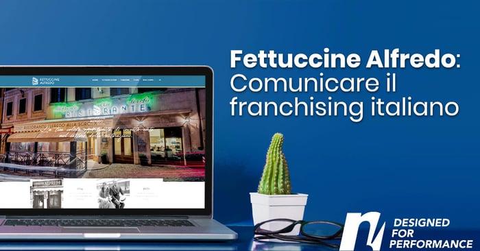Fettuccine Alfredo: Comunicare il franchising italiano