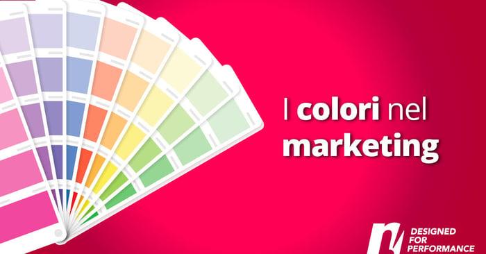 Devo scegliere i colori per il mio progetto, come lo faccio?