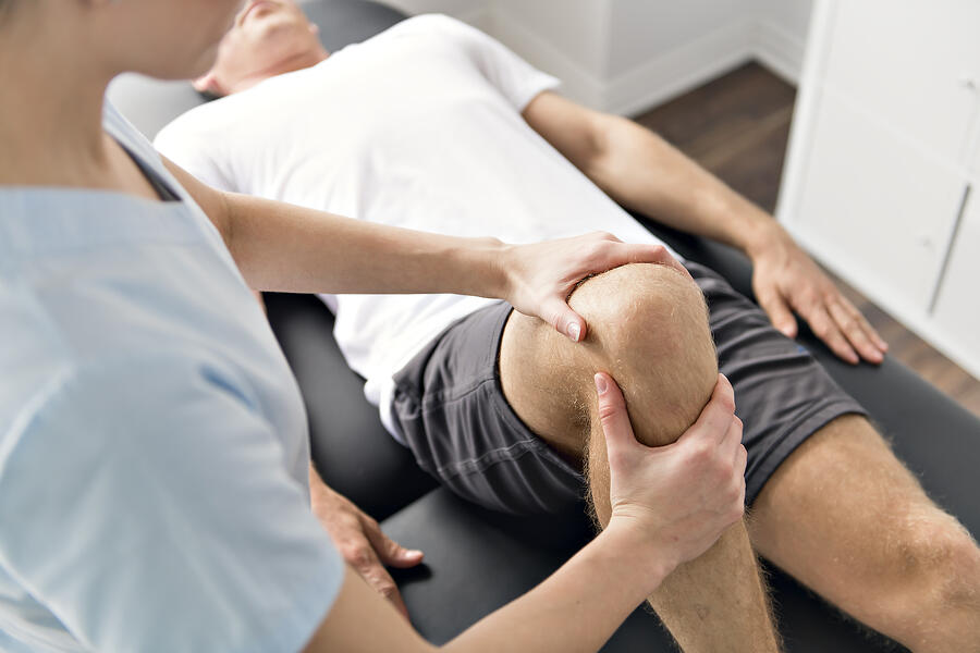 Physical Therapy for Sports Injuries