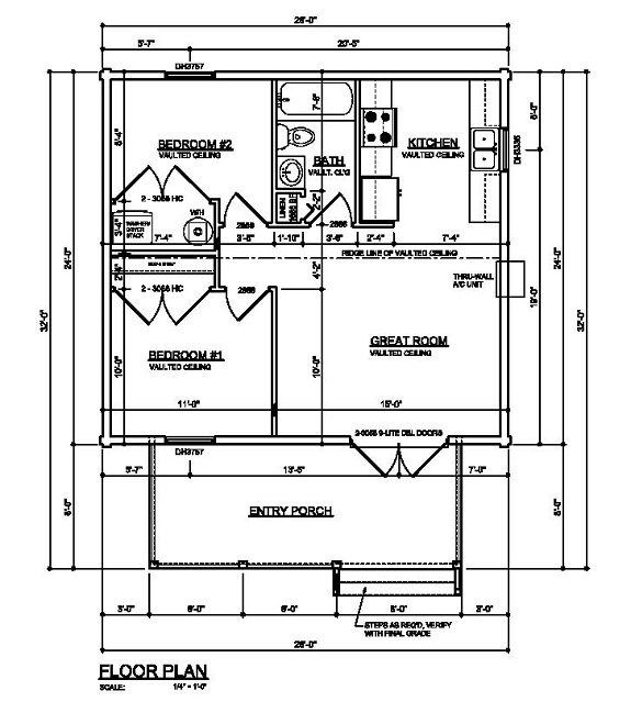 Floor plans for Log cabin kits 1000 square feet