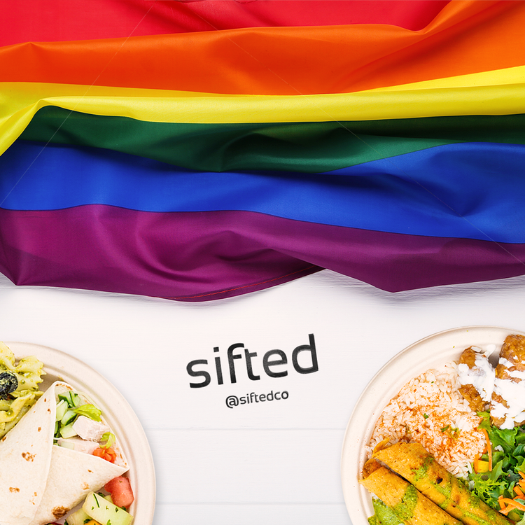 SIFTED PRIDE