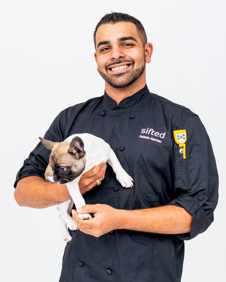 Meet Ashwin: Our Atlanta Head Chef