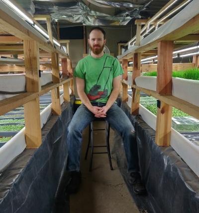 Meet Our Denver Host/Urban Farmer: Alex Trahan