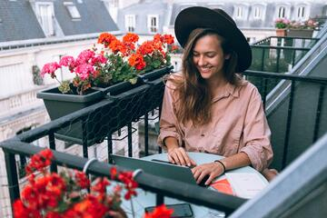 Working From Home? 3 Pep Talks to Find More Joy and Meaning