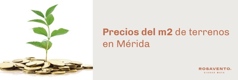 Precios del m2 de terrenos en Mérida_banner