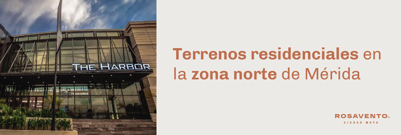 Terrenos residenciales en la zona norte de Mérida_banner_Mesa de trabajo 1