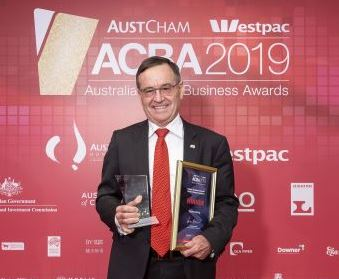 Austcham ACRA Awards 2019
