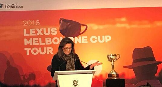 Melbourne Cup Tour 2018