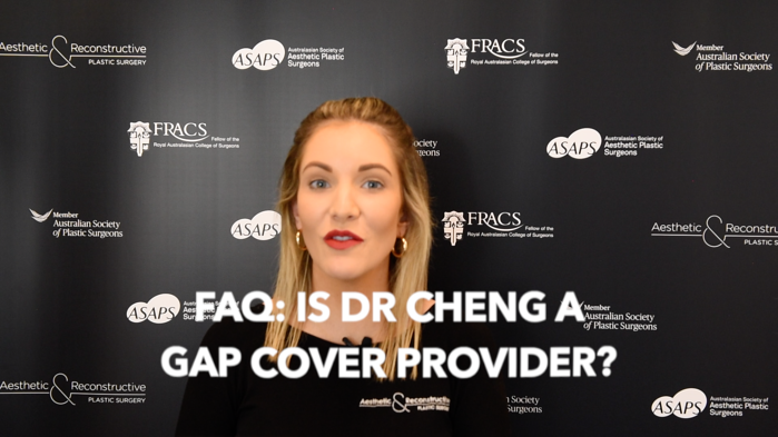 FAQ: Is Dr Cheng a Gap Cover Provider?