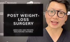 Will my private health fund pay for body contouring plastic surgery after massive weight loss?
