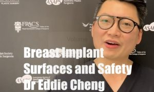 What's The Difference Between Textured and Smooth Breast Implants? Dr Eddie Cheng Explains.