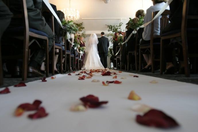 DEALING WITH BRIDAL SEASON