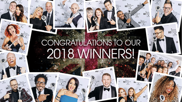 HJ's British Hairdressing Awards 2018