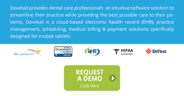 Dovetail - EHR and practice management solution