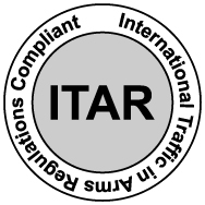 ITAR Regulated